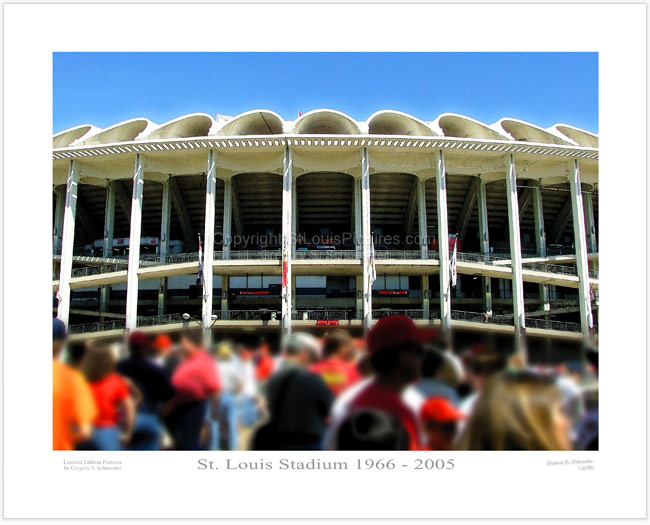 St. Louis Stadium 1966 - 2005